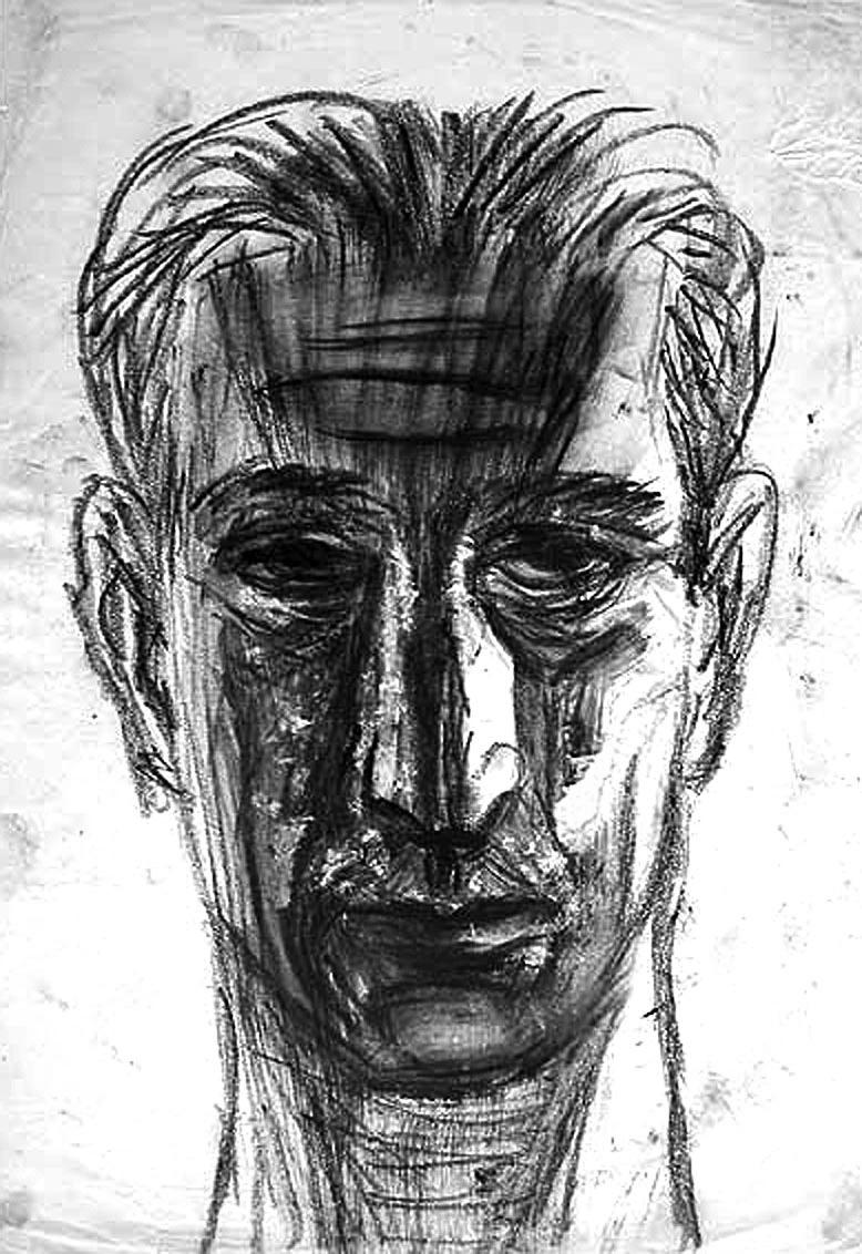 Художник Марк Риддик тёмное искусство