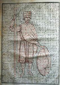 Рабан Мавр, изд. 1503. Médiathéque de la Ville et de la communauté urbaine de Strasbourg